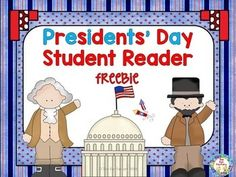 We hope your kids enjoy this Presidents' Day student reader.  If you find this helpful you might want to check out our full Presidents' Day unit here .  It includes literacy and math activities as well as information about Lincoln and Washington.  If you find this product useful, please rate it and leave positive feedback to receive TpT credits.