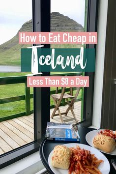 How to Eat Cheap in Iceland. We spent less than 8 Dollars per day on food. Icela… Travel tips 2019 How to Eat Cheap in Iceland. We spent less than 8 Dollars per day on food. Iceland is an extremely expensive country but there are ways to bring down costs. Quotes Español, Island Travel, Disneyland, Iceland Adventures, Iceland Travel Tips, Iceland Budget, Food Cost, Budget Travel, Travel Ideas