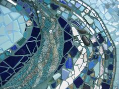 mosaic by Kim Larson