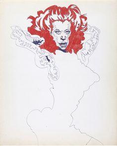 Karl Wirsum, Untitled, 1969
