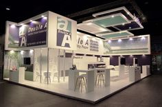 Standbouw | KOPexpo | Double A | Paperworld | Eilandstand | Exhibition Stand Design