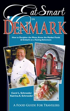 Order with knowledge (smarts!) and get to the heart of the culture through its food. Eat Smart in Denmark offers an upbeat look at culinary history and regional food differences, has recipes contributed from chefs, and much more, PLUS two fast and easy translators for food and beverage terminology—the Menu Guide and the Foods & Flavors Guide. Publisher: Ginkgo Press www.eatsmartguides.com/denmark