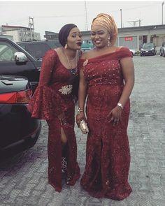 "264 Likes, 2 Comments - aso ebi (@asoebispecial) on Instagram: ""#asoebi #asoebispecial #speciallovers #wedding #makeover #dress @pweetypokie"""
