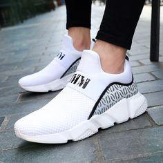 cheap for discount 15551 af0e2 Zapatos Deportivos de Hombre Zapatillas Deportivas Para Caminar Correr De  Moda  fashion  clothing