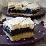 Prajitura cu mac si bezea Romanian Desserts, Romanian Food, Cheesecakes, Cake Cookies, Tiramisu, Sweet Treats, Food And Drink, Cooking Recipes, Mac