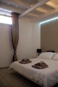 Apartments in Rome - Bedroom, Vicolo del Bologna - Trastevere