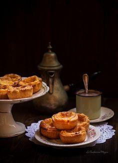 Entre Dulces y Postres: Pasteles de Belém.