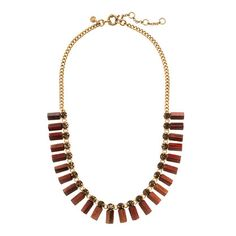 J.Crew - Mixed prism necklace