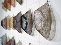 Contemporary Basketry: Wall Works