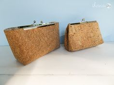 Cork Fabric, Blond Amsterdam, Sewing Crafts, Coin Purse, Wallet, Purses, Bags, Tic Tac, Diy