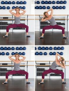 Tighten Your Tummy in 5 Easy Moves   Camille Styles