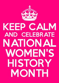 1000 images about women 39 s history month march on