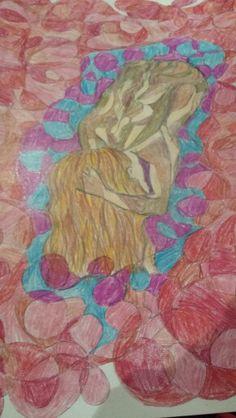 Kvinne Painting, Art, Art Background, Painting Art, Paintings, Kunst, Drawings, Art Education