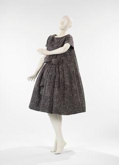 "Yves Saint Laurent for Dior ""Refrain"" ca. 1958"