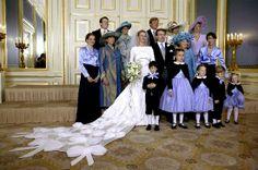 HRH Prince Johan Friso of the Netherlands and Mabel Wisse Smit  April 24, 2004  Delft, Netherlands