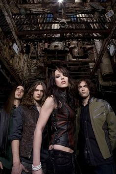 Halestorm Timeline: The story of a Grammy-nominated band