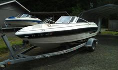 Boat detailed & ready to sell.