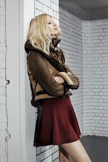 Topshop A/W10 Trend The Outsiders
