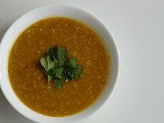 Thai Spiced Squash Soup