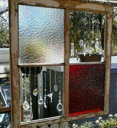 Do it yourself diy ideas pinterest glass dishes repurposed old window frameswindow artwindow solutioingenieria Gallery