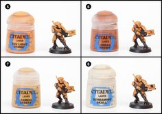 Tutorial: How to Paint Tau - Tale of Painters