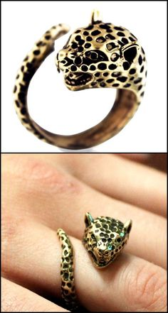 #Cheetah #Ring <3