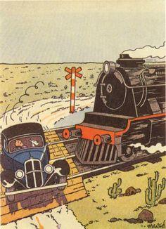 Kuifje / Tintin