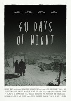 30 Days of Night by Jamie Knight