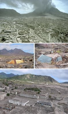 On July 18, 1995 the Georgian-era city of Plymouth was destroyed when the Soufriere Hills volcano, which had remained dormant throughout recorded history, rumbled to life in an eruption of epic proportions. As a result, this once pleasant capital of Montserrat, a British overseas territory in the Lesser Antilles, was buried beneath 12 metres of mud that rendered the southern half of the island unlivable. Half of Montserrat's population was forced to flee abroad, while 19 people were…