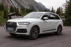 SUVs are just SUVs, but somehow the new Audi Q7 has gone from ordinary and slightly overweight to svelte and sophisticated.