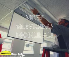 We're here and ready to help you Mobile! Give Handyman House Techs a call to find out how we can aid you with any repairs you might need! (228) 297-0063 #handymanhousetechs #handyman #repairs #plumbing #MobileAL #SoMobile