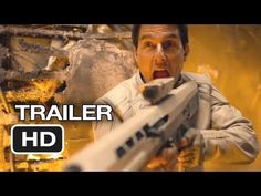 Oblivion TRAILER 2 (2013) - Tom Cruise, Morgan Freeman Sci-Fi Movie HD