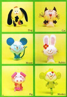Lovable Mini Dolls 3