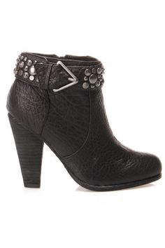 Studded Bootie  LOVE