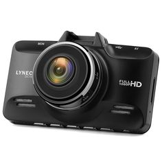 LYNEC DC15 Metal Dash Cam 1080 FHD 2.7 inch 170° Ultra Wide Angle 1080P Car DVR Dashboard Traveling Driving Data Recorder Camcorder Vehicle Camera with Night Vision With 8GB TF Memory Card. Metal body and 2.7 inch LCD screen, watching while shooting. Memory card : 8GB Memory Card Included. 1920 x 1080P Full HD resolution,Support HDMI full HD video transmission. Display: 2.7 Inch TFT LCD Screen. Lens: 170 Degree high-resolution ultra wide-angle lens. Support HDMI, AV-output, USB interface…