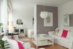 Small apartment