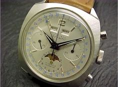 Voltaire triple date moonphase chronograph, v88