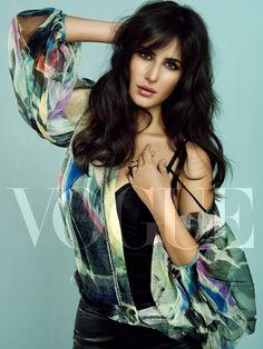Katrina Kaif Vogue India, May 2011. To view, visit: http://www.vogue.in/content/katrina-kaif-vogue-covers-0#9