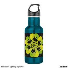 Botella de Agua, Water Bottle #bottle #botella