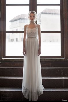 Persy Bridal Spring 2016 Wedding Dresses | Wedding Inspirasi