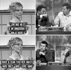 """When Rachel showed that it's more than just numbers she's the queen of. 34 Times Out Of 10 Cats Does Countdown"""" Was Almost Too Funny British Humor, British Comedy, Tv Funny, Hilarious, 8 Out Of 10 Cats, Funny Quotes, Funny Memes, Belly Laughs, Funny Tumblr Posts"""