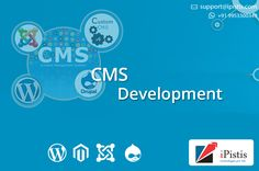 iPistis Technologies Pvt. Ltd. is the best CMS Based Website Development Company, having more than 500 satisfied clients across the globe.