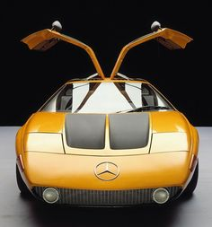 Mercedes C111 1969