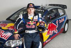 Kimi Raikkonen, entusiasmado con volver al Mundial de Rallyes