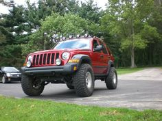 The jeep liberty (kj), or jeep cherokee (kj) outside north america, was a compact suv produced by the jeep marque of chrysler. Description from carswallpapers.info. I searched for this on bing.com/images