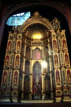 Believe it or not, the largest public collection of holy relics is in… Pittsburgh. For real.