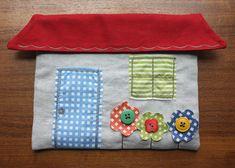 Little house pouch