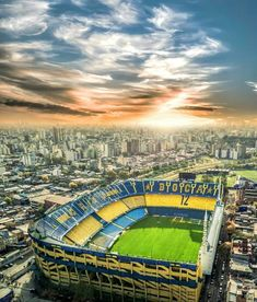 Fondos Wide World, Football Stadiums, World Of Sports, Continents, South America, Places To Travel, Soccer, Around The Worlds, Tobias