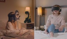 Samsung's VR bedtime stories are cute, but really? -  Samsung worries about your child. Are they sleeping well? Do they miss you when you're away on business? Can they put on a VR headset without their parents' help? That last one is pretty important. Because Samsung wants your kids to experience the joy of VR just before bed... http://tvseriesfullepisodes.com/index.php/2016/04/29/samsungs-vr-bedtime-stories-are-cute-but-really/