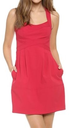 love the pockets on this dress  http://rstyle.me/n/fd2adpdpe